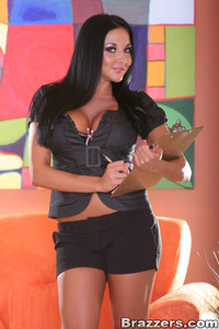 Audrey Bitoni Naughty Brazzers Teacher